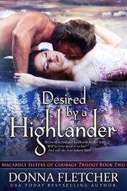 Desired by a Highlander book