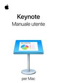 Manuale utente di Keynote per Mac