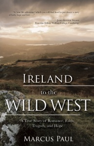 Ireland to the Wild West Book Cover
