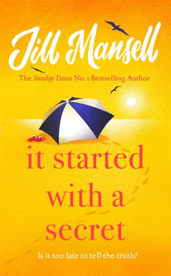 Jill Mansell - It Started with a Secret book