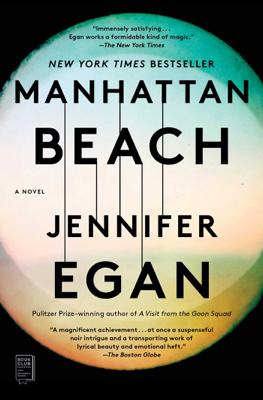 Jennifer Egan - Manhattan Beach book