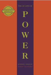 The 48 Laws Of Power Libro Cover