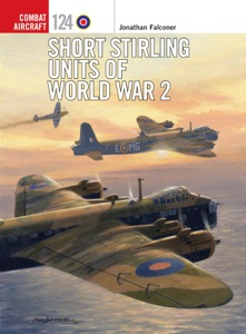 Short Stirling Units of World War 2 Book Cover