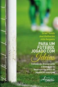 Para um Futebol Jogado com Ideias Book Cover