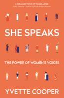 Yvette Cooper - She Speaks artwork