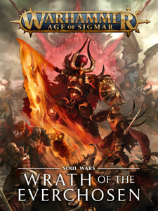 Soul Wars: Wrath Of The Everchosen Book Cover