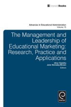 Management And Leadership Of Educational Marketing
