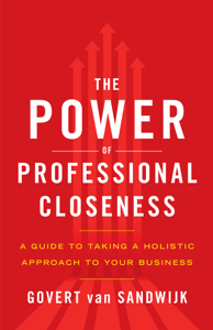 The Power of Professional Closeness Cover Book