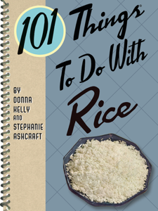 101 Things To Do With Rice Book Cover