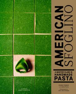 American Sfoglino Copertina del libro