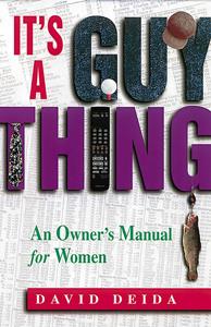 It's A Guy Thing La couverture du livre martien