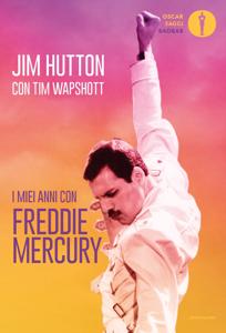 I miei anni con Freddie Mercury Libro Cover