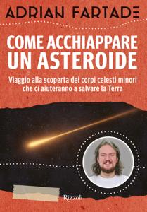 Come acchiappare un asteroide Copertina del libro
