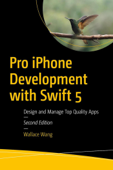 Pro iPhone Development with Swift 5