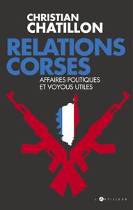 Relations corses La couverture du livre martien
