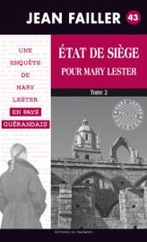 État de siège pour Mary Lester - Tome 2