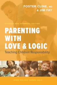 Parenting with Love and Logic Book Cover