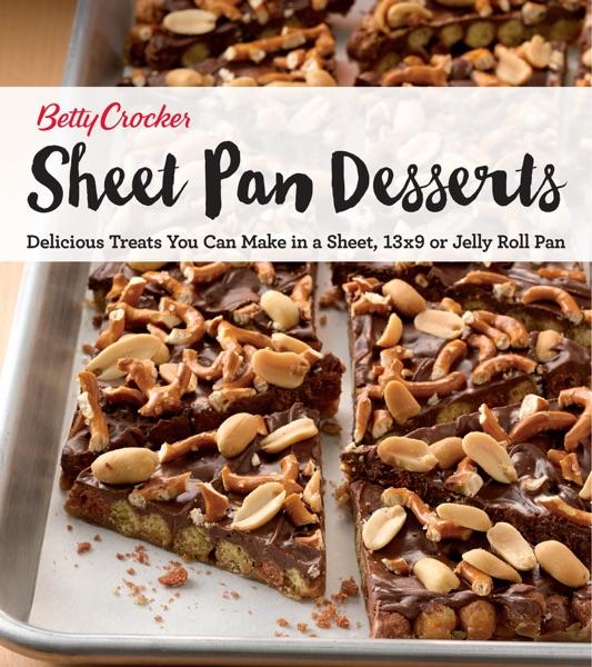 Betty Crocker Sheet Pan Desserts - Betty Crocker book cover