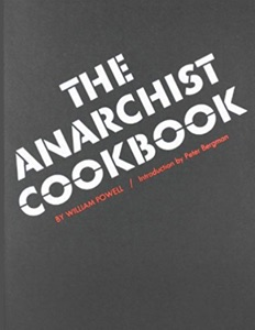 The Anarchist Cookbook Book Cover