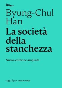 La società della stanchezza Book Cover