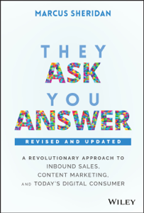 They Ask, You Answer Libro Cover