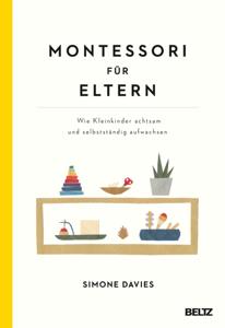 Montessori für Eltern Buch-Cover