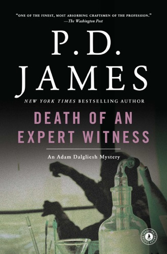 P. D. James - Death of an Expert Witness