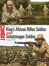 King's African Rifles Soldier vs Schutztruppe Soldier