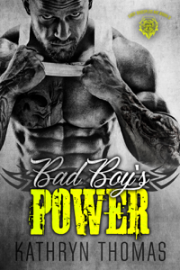 Bad Boy's Power Cover Book