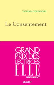 Le consentement Couverture de livre