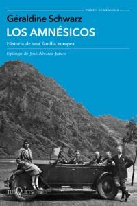 Los amnésicos Book Cover