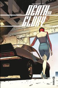 Death or Glory - Tome 1 La couverture du livre martien