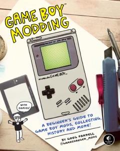 Game Boy Modding Book Cover