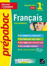 Français 1re séries générales - Prépabac Réussir l'examen
