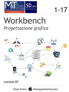 Workbench - Progettazione grafica Copertina del libro