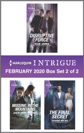Harlequin Intrigue February 2020 Box Set 2 Of 2