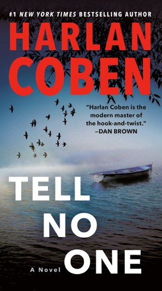 Tell No One - Harlan Coben book cover