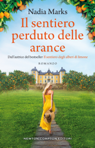 Il sentiero perduto delle arance Copertina del libro
