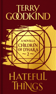 Hateful Things Libro Cover