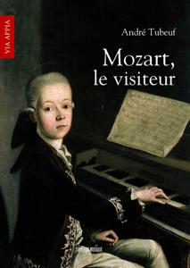 Mozart, le visiteur La couverture du livre martien
