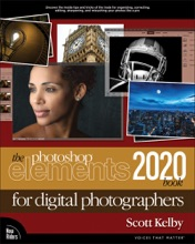 The Photoshop Elements 2020 Book For Digital Photographers, 1/e