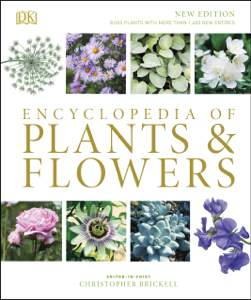 Encyclopedia of Plants and Flowers Book Cover