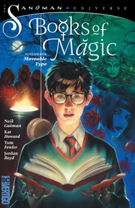 Books of Magic Vol. 1: Moveable Type