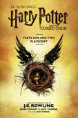 Harry Potter and the Cursed Child - Parts One and Two Book Cover