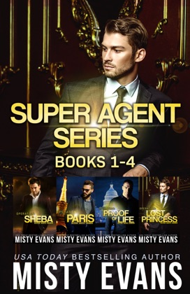 Super Agent Romantic Suspense Series