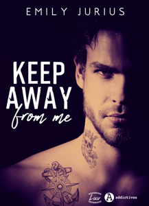 Keep Away from me La couverture du livre martien