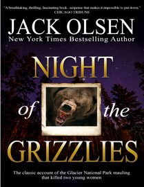 Night of the Grizzlies book