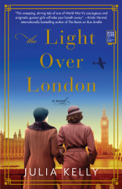 The Light Over London - Julia Kelly book summary