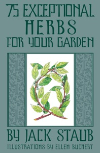 75 Exceptional Herbs for Your Garden Book Cover