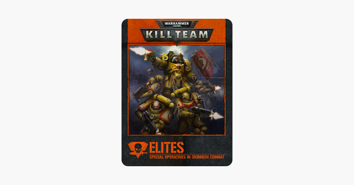 Kill Team: Elites (Enhanced Edition) - Games Workshop